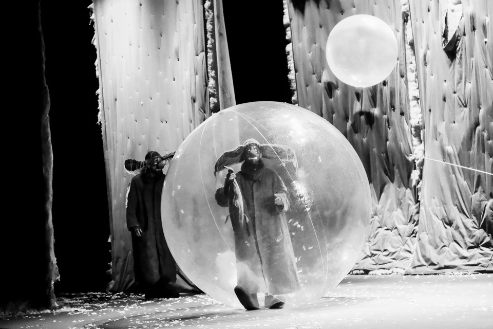 Slava's Snowshow of Slava Polunin / Francesca Torracchi